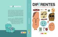Diferentes by Pili Fernández, via Slideshare