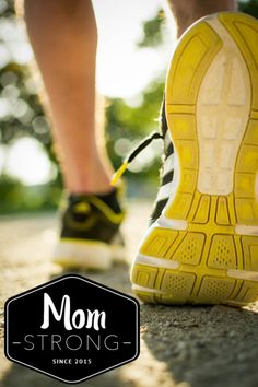 Mom Strong – 90 Day Health and Fitness Guide