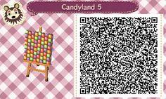 Animal Crossing: New Leaf & HHD QR Code Paths #3 <-
