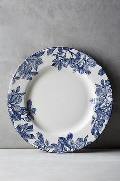 Caskata Arbor Dinner Plate #anthropologie