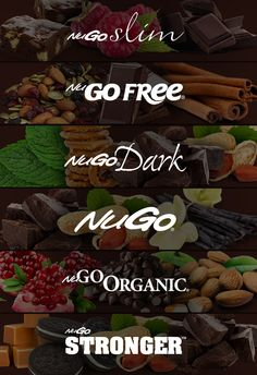 Many new sample packs of NuGo #protein bars with free shipping! #RealChocolate #glutenfree