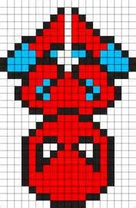 Spiderman Perler - Yahoo Image Search Results
