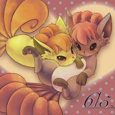 Awww too cute Cute Pokemon Pictures, Pokemon Images, Pokemon Pins, New Pokemon, Pokemon Mignon, Alolan Vulpix, Digimon, Bowser, Sonic The Hedgehog