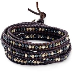 Chan Luu Wrap Bracelet found on Polyvore