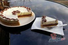 Fenomenální nepečený čokoládový dort   NejRecept.cz Cheesecake, Tiramisu, Pie, Ethnic Recipes, Food, Deserts, Torte, Cake, Cheesecakes