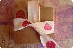 Tutorial: carimbando tecido