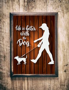Life Is Good, Cricut, Good Things, Etsy Shop, Unique Jewelry, Handmade Gifts, Dogs, Vintage, Home Decor