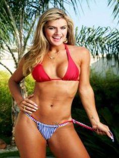 Modelos de bikini deportivo