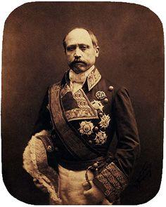 Españoles - Francisco Serrano y Domínguez (Capitán General de Cuba de 1859 a 1862)