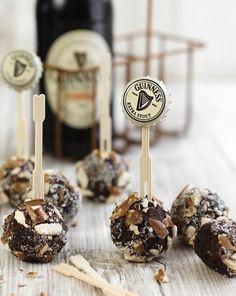 Guinness Pretzel Truffles | 34 Ways To Eat Guinness On St. Patrick's Day