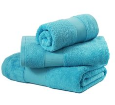 Ultra-soft and absorbent, the Superior 900 GSM Long-Staple Combed Cotton 3 Piece Towel Set adds luxury to you bathroom decor. This three-towel set.