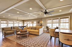 How To Handle Low Ceiling Interior Design (10)