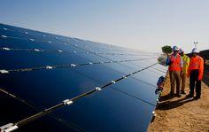 Apple comprará US$ 850 mi em energia solar para sua nova sede +http://brml.co/17hPIn4