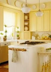 I LOVE this kitchen!! Can I have it?!?