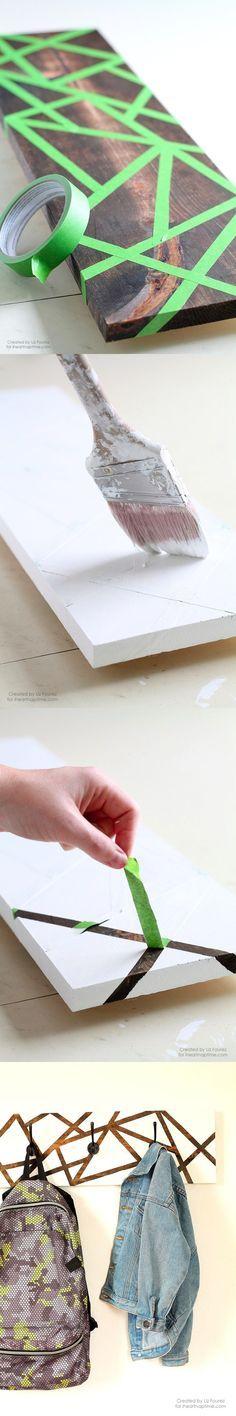 iheartnaptime.net - creative DIY wall art