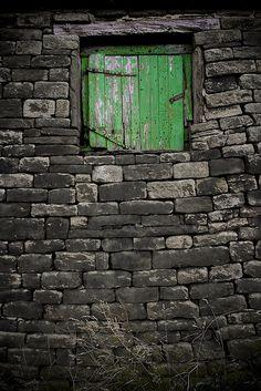 Ol Green Door by Animark Photography, via Flickr