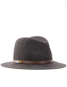 db2d1d83185a9 rag   bone wool fedora Travel Hat