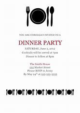 Formal Dinner Invitation Sample 10 Best Anna Beulah Invitation Images On Pinterest  Dinner .