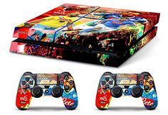 Skin PS4 WhiteP HD REINA HIGUAIN ULTRAS NAPOLI limited edition COVER DECAL