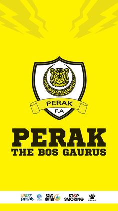 Perak FA FC of Malaysia wallpaper. Football Wallpaper, Porsche Logo, Logos, Logo