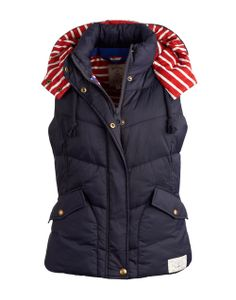 equestrianspiration.com, How to stay warm, dry and look great at the Rolex Kentucky! Joules Charmwood Vest, Blue