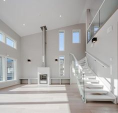 painted high livingroom