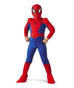 Deluxe Spider-Man Dress-Up Set - Boys