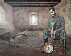   who will clean ?   by Fernando Branquinho