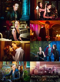 The Mortal Instruments : City of Bones | via Tumblr