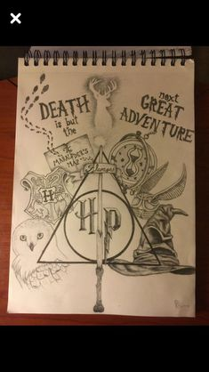 Drawn randome harry potter - pin to your gallery. Explore what was found for the drawn randome harry potter Harry Potter Tattoos, Harry Potter Diy, Harry Potter Collage, Harry Potter Sketch, Harry Potter Quotes, Harry Potter Fandom, Harry Potter Painting, Harry Potter Drawings Easy, Harry Potter Symbols
