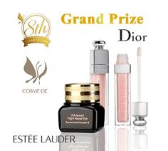 WIN Designer Beauty Prizes worth up to USD$315!