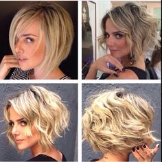 Natália Rodrigues with her perfect short and blonde hair.