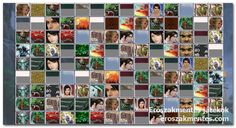 Ez egy nagyon kínai madzsong, egy pofátlan kínai madzsong: a játék ugyanis a harcos leányzó keble tájékáról indítható. Ha nem sikerül leszedni az összes követ (ábrát), akkor a játék helyén egy fekete téglalap jelenik meg, ilyenkor zárd be az ablakot, és kattints ismét az Indítás - Start feliratra. Connect, Photo Wall, Decor, Games, Photograph, Decoration, Decorating, Deco