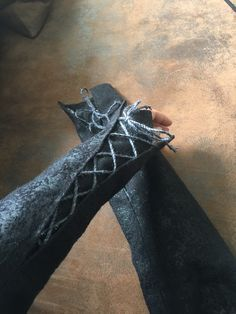 Daenerys Season 7 tutorial Sleeves