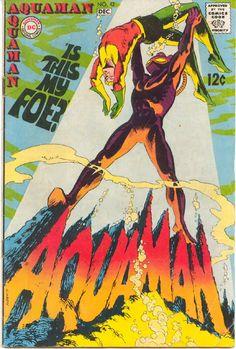 Aquaman #42 - you suck, Black Manta!