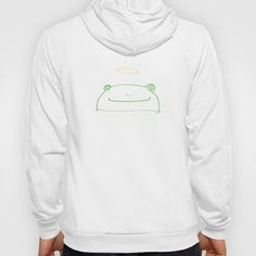 Frog+Angel+Hoody+by+TheCore+-+$42.00