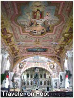 Betis, Pampanga church mural