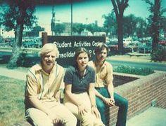 1976 University of Minnesota Homecoming Co-Chairmen.