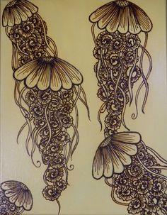 Henna jellyfish