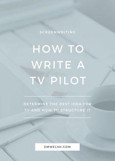 how-to-write-a-tv-pilot