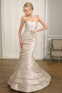 Vestido de novia Corte Sirena   #Vestidos de novia