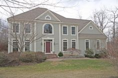 177 Blue Hills Trail, Glastonbury, Ct is a meticulously maintained & loved, inviting 5 Bedroom home. Includes a family room w/ gas fireplace, large eat in granite kitchen w pantry, and a 1st floor office. $578,620