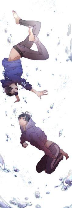 Osomatsu-san- Karamatsu and Ichimatsu #Anime「♡」