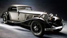 1935 Mercedes-Benz 500K Cabriolet