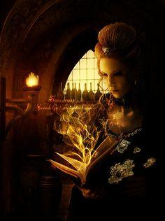 Sorceress1 by Gwendolyn1 on DeviantArt
