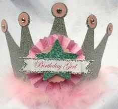 crown for birthday girls