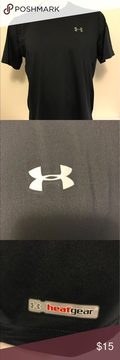 🔥Under Armour heated gear fitted 🔥 Super clean! Beat the heat! Under Armour Shirts Tees - Short Sleeve