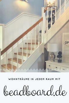 Wohnideen Holzpaneele Galerie | 38 Besten Beadboard De Treppenverkleidung Bilder Auf Pinterest In