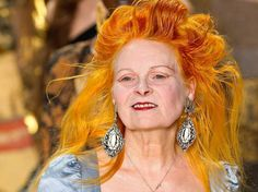 """""""I think dress, hairstyle and make-up are the crucial factors in projecting an attractive persona and give one the chance to enhance one's best physical features.""""— Vivienne Westwood"""