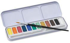 Derwent Watercolors